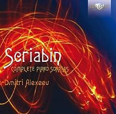 Scriabin - Complete Piano Sonatas CD 2 - Dmitri Alexeev