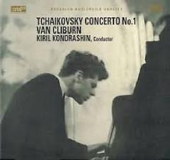 Tchaikovsky - Piano Concerto No. 1 - Van Cliburn,Kirill Kondrashin