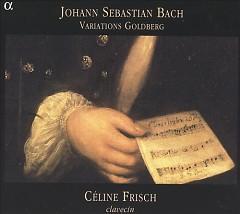 Johann Sebastian Bach - Variations Goldberg CD 1 (No. 2) - Céline Frisch,Café Zimmermann
