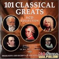 101 Classical Greats CD 5 (No. 2)