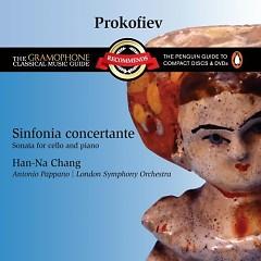 Prokofiev - Symphony Concerto, Cello Sonata