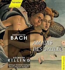 Bach - Amadis Des Gaules CD 2 (No. 3) - Helmuth Rilling,Bach-Collegium Stuttgart
