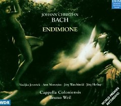 Johann Christian Bach - Endimione (No. 1)