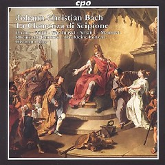 Bach - La Clemenza Di Scipione CD 1 (No. 2) - Hermann Max,Various Artists