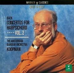 Bach - Concertos For Harpsichord Vol. 2 (No. 2) - Ton Koopman,Amsterdam Baroque Orchestra
