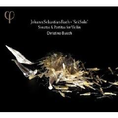 Bach - Sei solo - Sonatas & Partitas For Violin CD 1 - Christine Busch