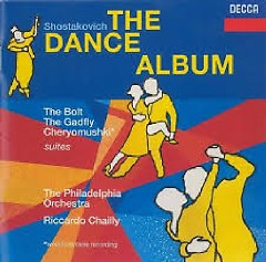 Shostakovich - The Dance Album (No. 2) - Riccardo Chailly,Philadelphia Orchestra