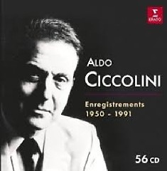 The Complete EMI Recordings 1950 - 1991 CD 52 - Aldo Ciccolini