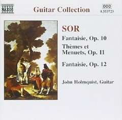 Sor - Guitar Music Op. 10 - Op. 12