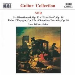 Sor - Guitar Music Op. 13 - Op. 16 - Marc Teicholz