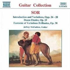Sor - Guitar Music Op. 26 - Op. 30 - Jeffrey McFadden
