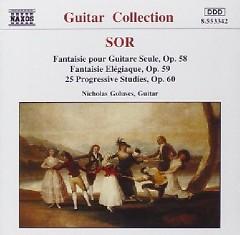 Sor - Guitar Music Op. 58, 59 & 60 (No. 2) - Nicholas Goluses