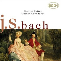 J.S. Bach - English Suites CD 2