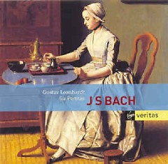 J. S. Bach -  Six Partitas CD 2 (No. 1)