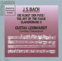 Bach - The Art Of The Fugue; Die Kunst Der Fuge CD 1