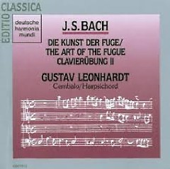 Bach - The Art Of The Fugue; Die Kunst Der Fuge CD 2