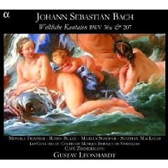 Bach - Weltliche Kantaten BWV 30A & 207 (No. 1)