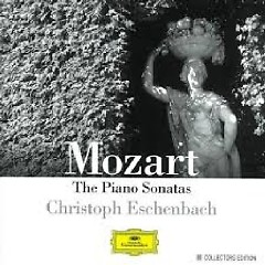 Mozart - The Piano Sonatas CD 3 - Christoph Eschenbach