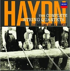 Haydn - The Complete String Quartets CD 20 - Aeolian String Quartet