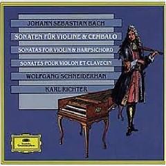 Bach - Sonaten Für Violine Und Cembalo CD 1
