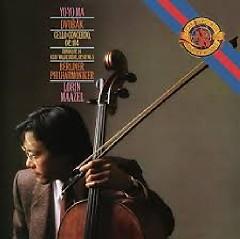 Dvorák - Cello Concerto; Silent Woods; Rondo - Yo Yo Ma, Lorin Maazel, Berlin Philharmonic Orchestra