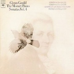 Mozart - Piano Sonatas Nos. 11, 15 & 16, Fantasia - Glenn Gould
