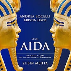 Verdi - Aida (No. 3) - Andrea Bocelli