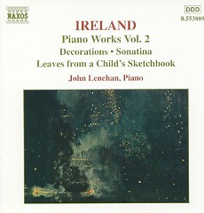 Ireland - Piano Works, Vol. 2 (No. 2) - John Lenehan