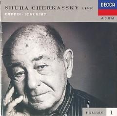 Shura Cherkassky Live - Schubert, Chopin (No. 2) - Shura Cherkassky