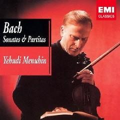 Bach - Solo Sonatas & Partitas For Violin (Disc 1) - Yehudi Menuhin