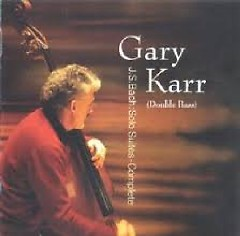 J.S.Bach - Solo Suites - Complete Disc 1 - Gary Karr