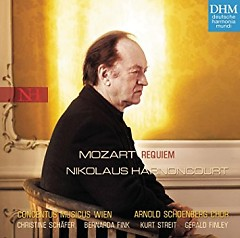 Mozart - Requiem - Nikolaus Harnoncourt, Various Artists