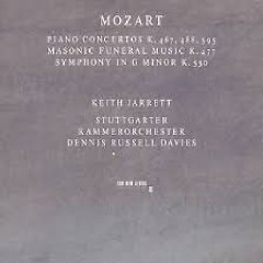 Mozart - Piano Concertos CD 2 - Keith Jarrett