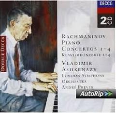 Rachmaninov - Piano Concertos Nos. 1 - 4 CD 1 - Andre Previn, London Symphony Orchestra