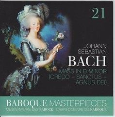 Baroque Masterpieces CD 22 - Bach & Vivaldi (No. 2)
