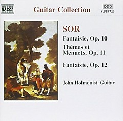 Sor - Guitar Music Op. 10 - 12 Complete Guitar Music 8 (No. 1)