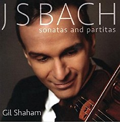 J.S. Bach - Sonatas & Partitas For Violin CD 1 - Gil Shaham
