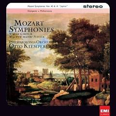 Mozart - Symphonies Nos. 40 & 41 - Otto Klemperer, Philharmonia Orchestra