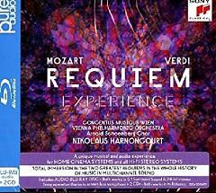 Mozart, Verdi - Requiem Experience CD 1 - Nikolaus Harnoncourt