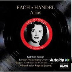 Bach; Handel - Arias (No. 1) - Kathleen Ferrier, London Philharmonic Orchestra