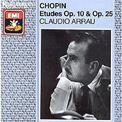 Chopin - Etudes Op. 10 & 25 (No. 1)