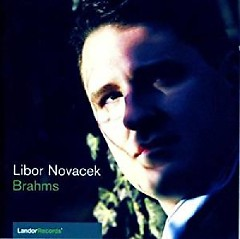 Libor Novacek Plays Brahms - Libor Novacek