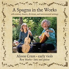 A Spagna In The Works (No. 1) - Alison  Crum, Roy Marks