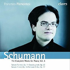 Schumann - The Complete Works For Piano, Vol. 4 Disc 1