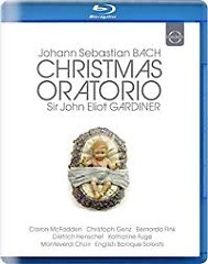Bach - Christmas Oratorio (No. 2) - John Eliot Gardiner, Various Artists