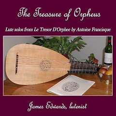 Le Tresor D'Orphee By Antoine Francisque (No. 1) - James Edwards