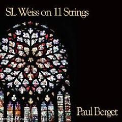 SL Weiss On 11 Strings (No. 2) - Paul Berget