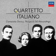 Quartetto Italiano - Complete Decca, Philips & DG Recordings CD 33 - Quartetto Italiano
