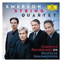 Emerson String Quartet - Complete Recordings On Deutsche Grammophon CD 21 - Emerson String Quartet