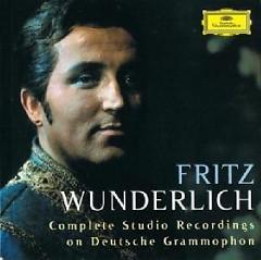 Fritz Wunderlich - Complete Studio Recordings On Deutsche Grammophon CD 20 (No. 1) - Fritz Wunderlich